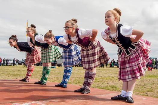 Tanya Horne Highland Dancers
