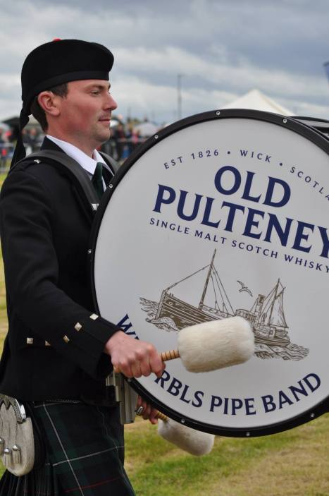Wick RBLS Pipe Band